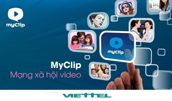 Chia sẻ nhanh khoảnh khắc bất ngờ cùng với dịch vụ MyClip Viettel
