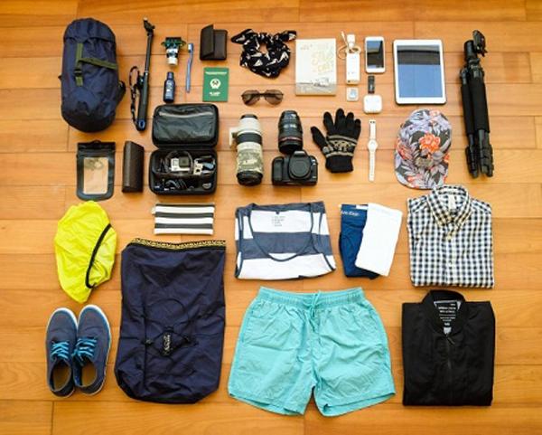 7 nguyên tắc giúp bạn chuẩn bị hành gọn nhẹ nhất khi đi du lịch