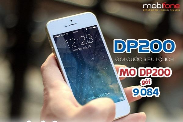 Hướng dẫn đăng ký gói DP200 Mobifone nhận ưu đãi khủng