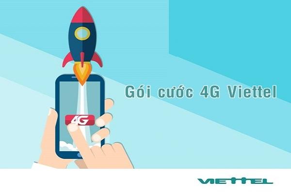 Cách đăng ký 4G Viettel nhận ưu đãi data khủng 2017
