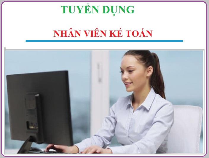 Tuyển dụng kế toán kho vật tư, công cụ dụng cụ làm việc tại Đà Nẵng