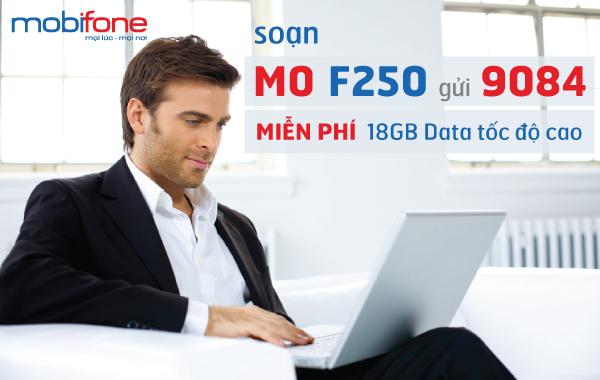 Hướng dẫn cách đăng kí gói cước F250 Mobifone Fast Connect