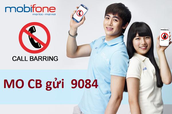 Đăng ký  nhanh dịch vụ Call Barring Mobifone hấp dẫn nhất