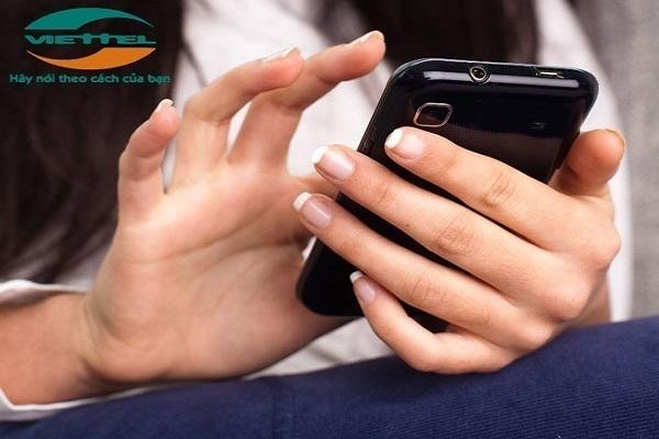 Cách đăng ký thông tin thuê bao Viettel bằng SMS