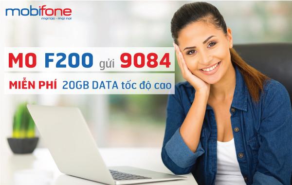 Làm sao để đăng ký gói cước F200 Mobifone?