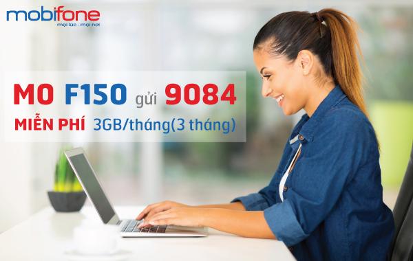 Hướng dẫn nhanh cách đăng kí gói cước F150 Mobifone Fast Connect