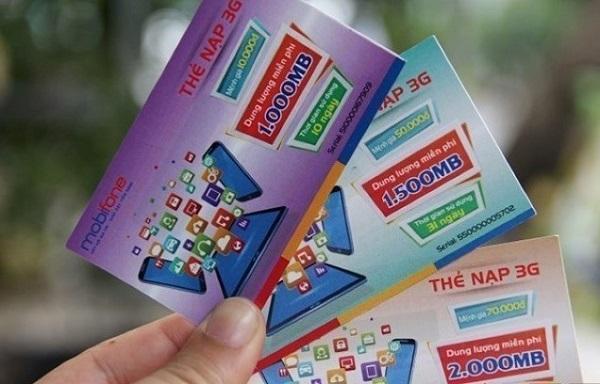 Thẻ data 3G Mobifone là gì và cách sử dụng như thế nào