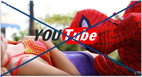 Ngăn chặn ngay các nội dung độc hại khi cho trẻ em xem Youtube