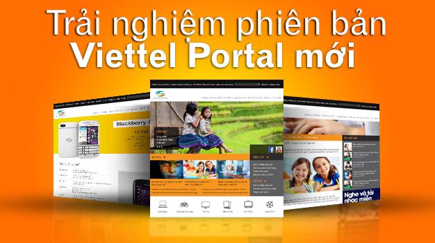 Hướng dẫn chi tiết cách đăng ký tài khoản Viettel Portal