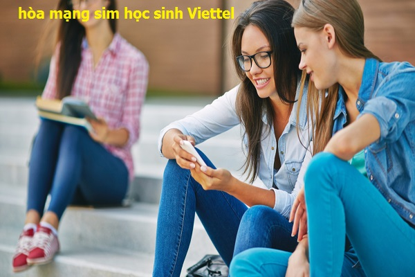 Những thủ tục cần có để hòa mạng sim học sinh Viettel