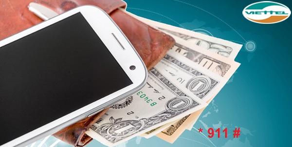 Hướng dẫn chi tiết cách ứng tiền Viettel từ 10k - 50k