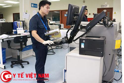 Tuyển dụng Nhân viên Kỹ thuật thiết bị y tế làm việc tại Đà Nẵng
