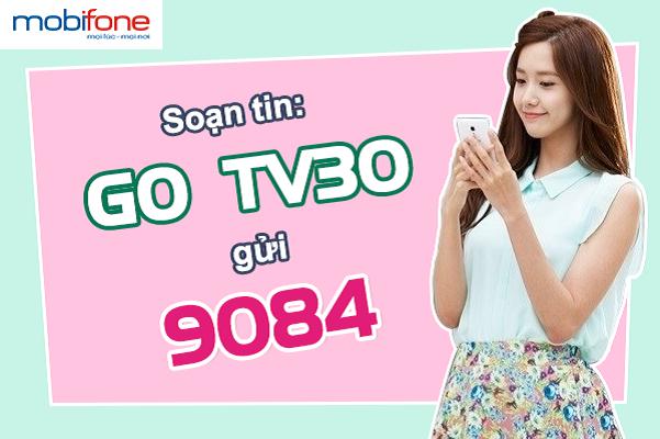 Cách đăng ký dịch vụ Mobile TV Mobifone