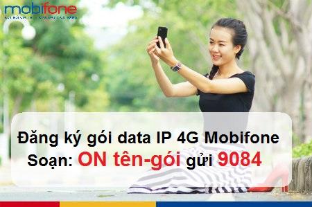 Hướng dẫn đăng kí gói data IP4G Mobifone ngay từ hôm nay