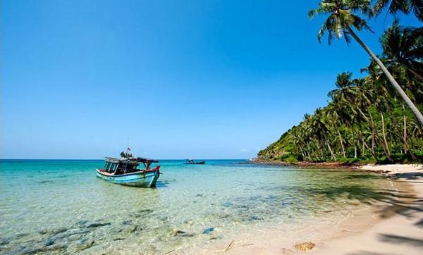 Đặt vé máy bay đi Rạch Giá khám phá đảo Nam Du chỉ 1.700k