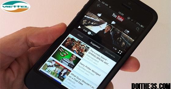 Những gói cước Youtube Viettel phổ biến nhất hiện nay