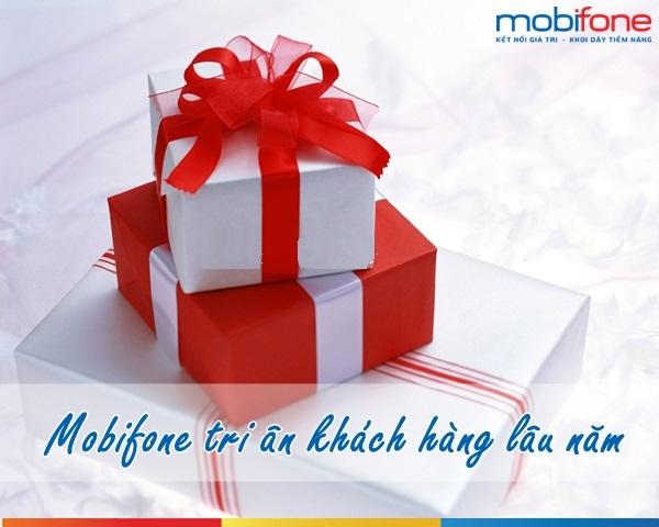 Chương trình tặng quà cho khách hàng hòa mạng mobifone 20 năm