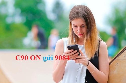 Đăng ký sim chính chủ và gói cước C90 của mobifone