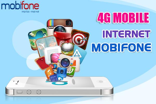 Những gói cước 4G mobifone mới nhất hiện nay