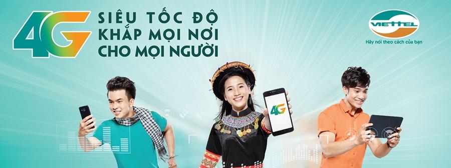 Gói 4G Viettel 7 ngày miễn phí mà bạn không thể bỏ qua