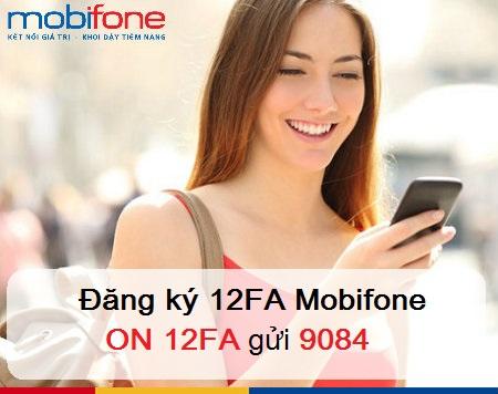 Đăng kí nhanh gói 12FA Mobifone thoải mái checkin facebook