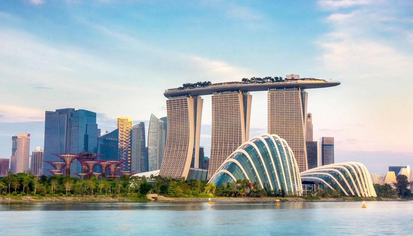 Đặt vé máy bay đi Singapore giá rẻ khám phá đất nước sạch nhất Đông Nam Á