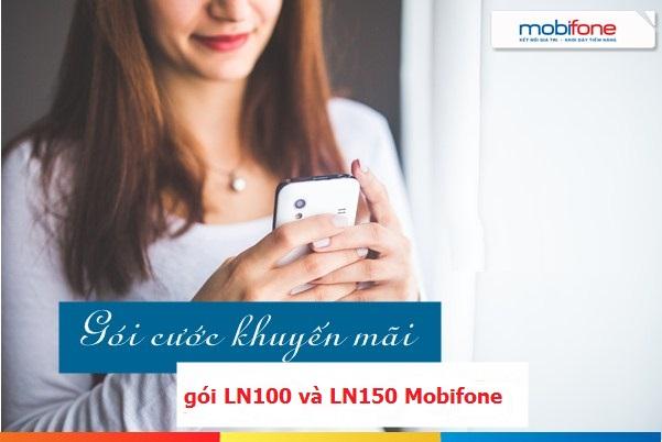 Hướng dẫn nhanh cách đăng kí gói LN100 VÀ LN140 mobifone