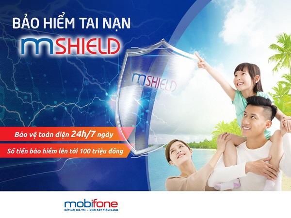 Đăng kí dịch vụ mShield Mobifone- bảo hiểm tại nạn cá nhân
