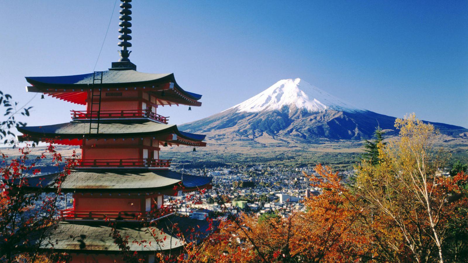 Đặt vé máy bay giá rẻ đi Nhật Bản