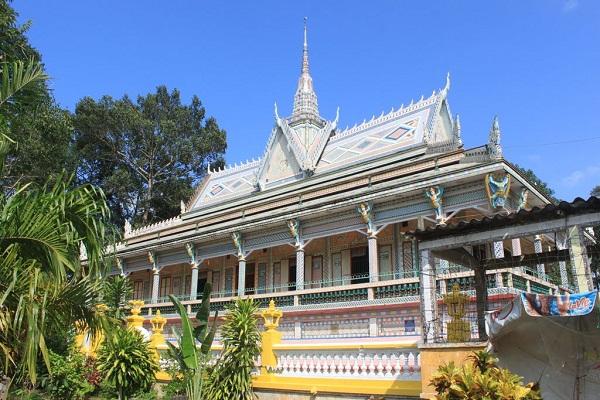 4 ngôi chùa đẹp nhất miền Tây