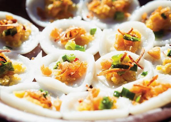 5 món ăn vặt xế chiều hấp dẫn xứ Huế