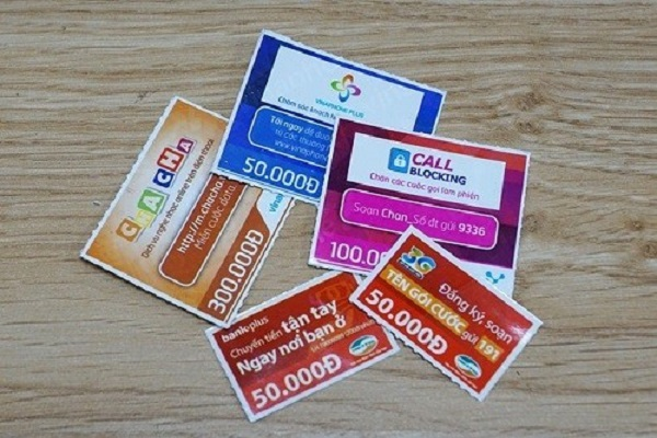Thời hạn sử dụng của các loại thẻ cào Viettel