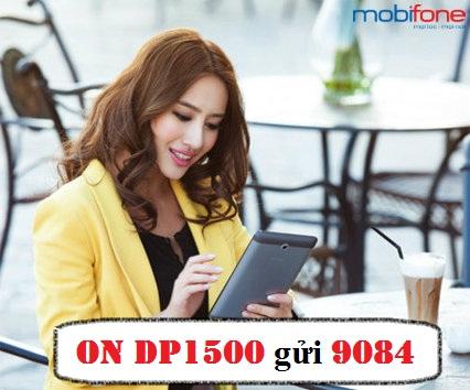 Hướng dẫn chi tiết cách đăng kí gói DP1500 Mobifone ưu đãi nhất