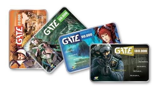 Hướng dẫn đổi thẻ Gate thành tiền mặt nhanh nhất ưu đãi cao