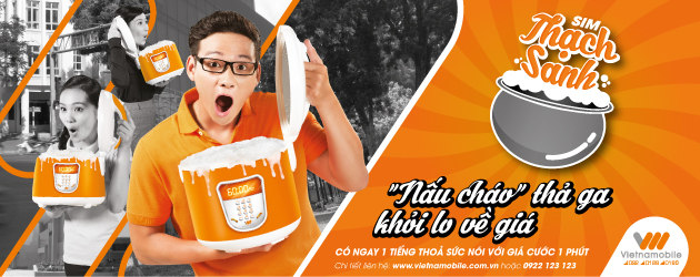 Giới thiệu về sim Pizza và sim thạch sanh của Vietnamobile