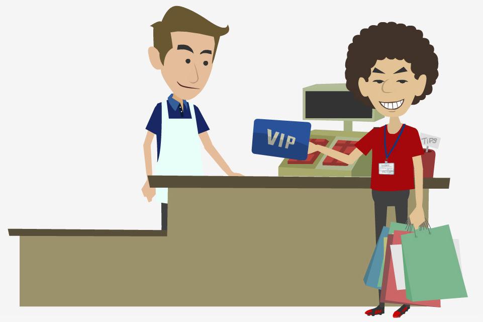 Những tình huống thường gặp của việc làm bán hàng buổi tối
