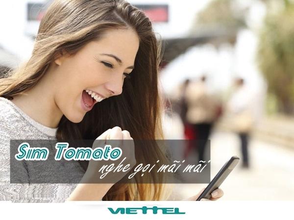 Hướng dẫn sử dụng sim nghe gọi mãi mãi của viettel