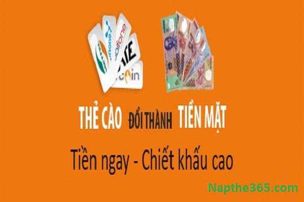 Tại sao nên đổi thẻ cào thành tiền mặt tại Napthe365.com?