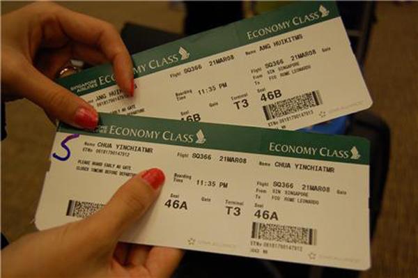 Lợi ích khi mua vé máy bay khuyến mãi