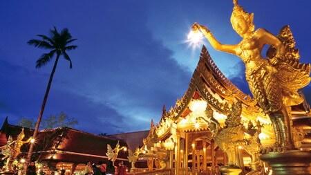 Đặt vé máy bay đi Thái Lan giá rẻ