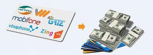 Tìm hiểu về hệ thống đổi thẻ cào ra tiền mặt tại doithe66.com