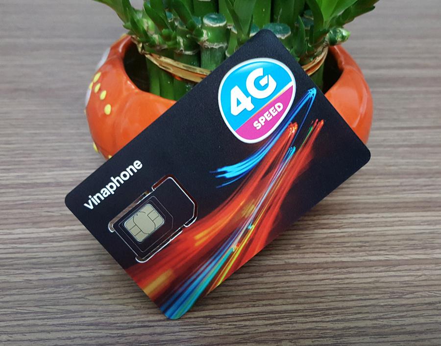 Thông tin chi tiết về cước phí đổi sim 4G Vinaphone