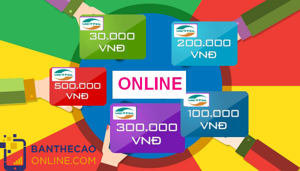Các cách mua thẻ Viettel trên thị trường hiện nay