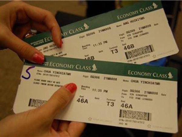 Đặt mua vé máy bay rẻ nhất vào thời điểm nào?
