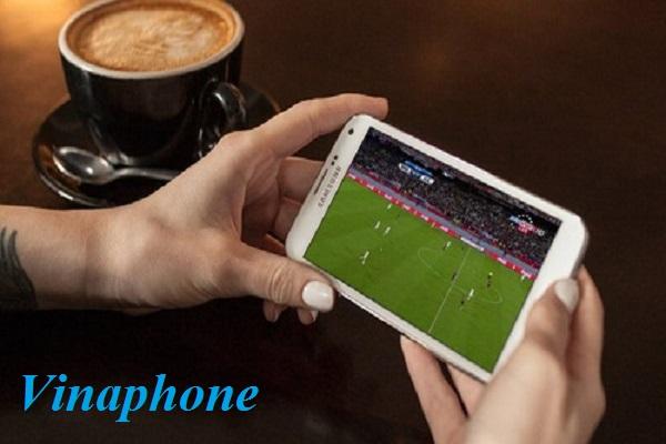 """Cách đăng ký dịch vụ Vinaphone  """"Bóng đá vui"""" nhanh nhất"""