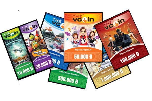 Mua thẻ Vcoin bằng thẻ cào Viettel đơn giản nhất