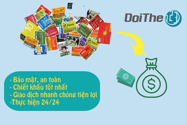 Những lý do bạn nên sử dụng dịch vụ thu mua thẻ cào trực tuyến