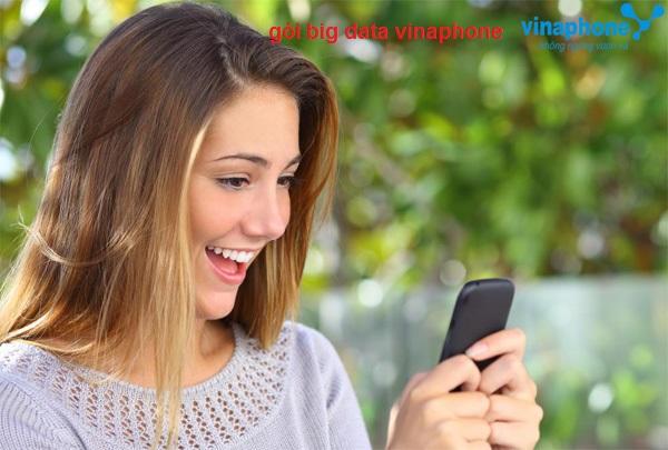 Tổng hợp những gói big data vinaphone dùng cho cả mạng 3G và 4G