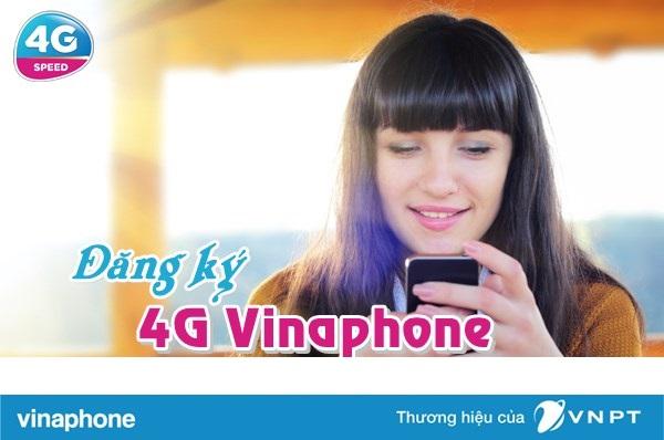 Thử nghiệm các gói cước 4G SPEED Vinaphone với ưu đãi lớn