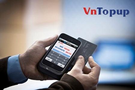 Nạp thẻ Viettel với dịch vụ VnTopup – Agribank
